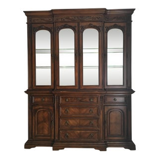 Broyhill Wooden China Cabinet
