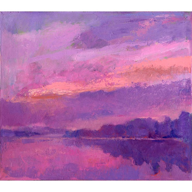"""Amy Griffith Colley """"Sunrise"""" Contemporary Print For Sale"""
