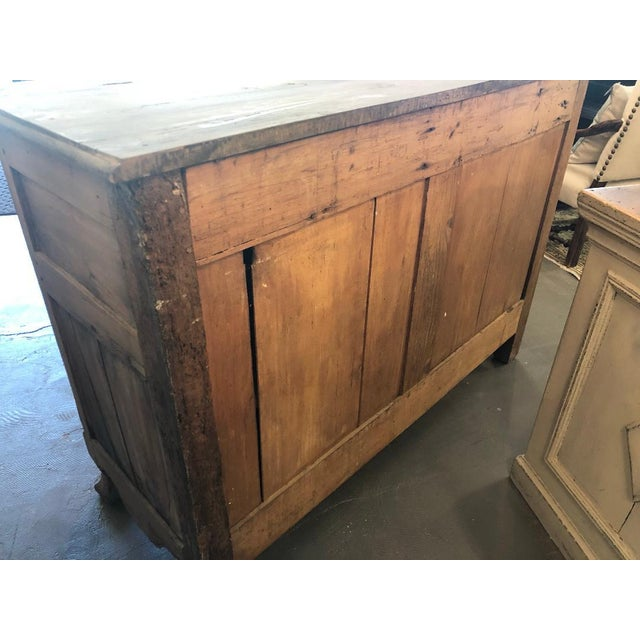 18th Century French Provincial Louis XV Buffet For Sale - Image 4 of 8