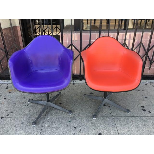 Herman Miller La Fonda Chairs - A Pair - Image 2 of 8