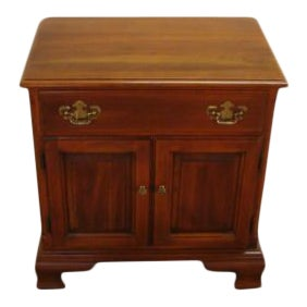 Statton Solid Cherry Nightstand For Sale