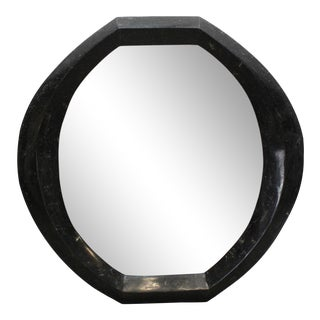 Mid-Century Mastercraft Tesselated Stone Mirror For Sale