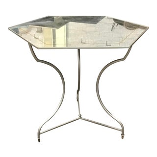 Century Furniture Shelby Lamp Table For Sale