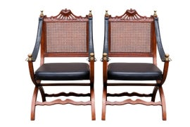 Image of Spanish Club Chairs