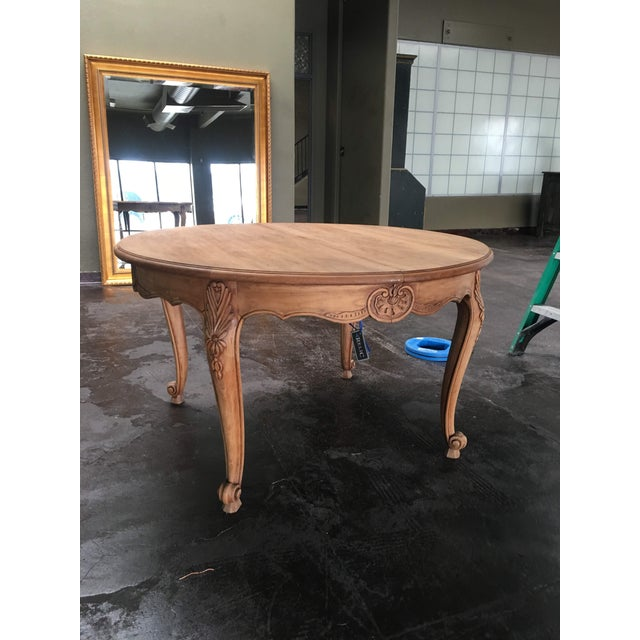 French Early 20th Century Antique French Farm Table For Sale - Image 3 of 13