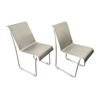 2004 Frank Gehry Limited and Original Edition Frank Chairs - a Pair For Sale