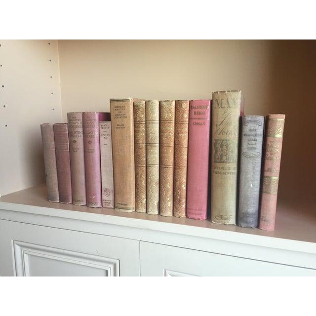Antique Pastel Books - Set of 14 - Image 2 of 6