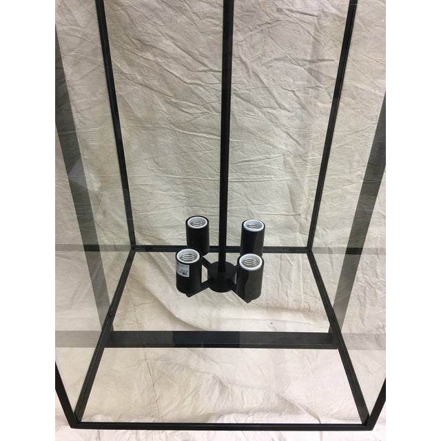 2010s Halle Medium Lantern by Ian K. Fowler for Visual Comfort For Sale - Image 5 of 7