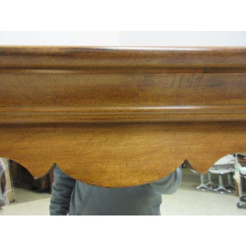 Traditional 1776 Ethan Allen Hanging Wall Dresser Mirror For Sale - Image 3 of 6