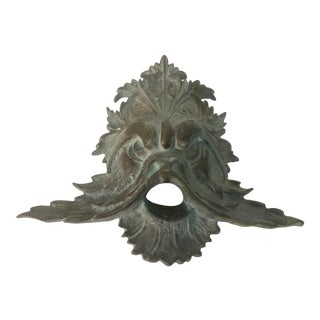 Outdoor Indoor Garden Bronze Water Spout For Sale