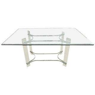Mid-Century Dining Table by Charles Hollis Jones For Sale