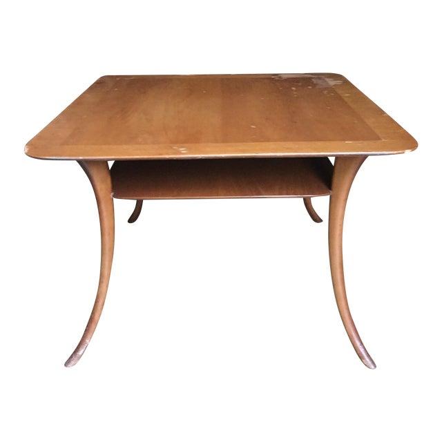 Robsjohn Gibbings Widdicomb Saber Leg Table - Image 1 of 9