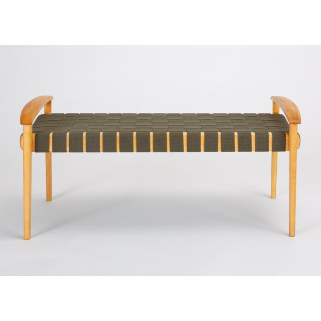 An elegantly crafted bench by Portland, OR-based furniture designer and fabricator. Ghilarducci is a contemporary...