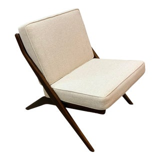 Folke Ohlsson for Dux Scisson Chair For Sale