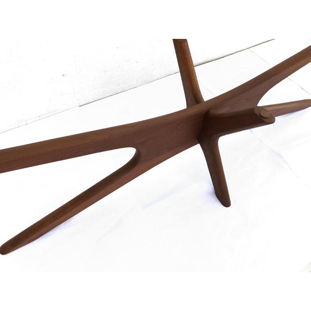 Vintage Coffee Table by Adrian Pearsall for Craft Associates - Image 3 of 3