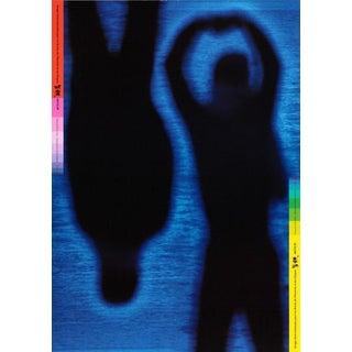 1989 Original Poster for Artis 89's Images Internationales Pour Les Droits De l'Homme Et Du Citoyen - Shadows For Sale
