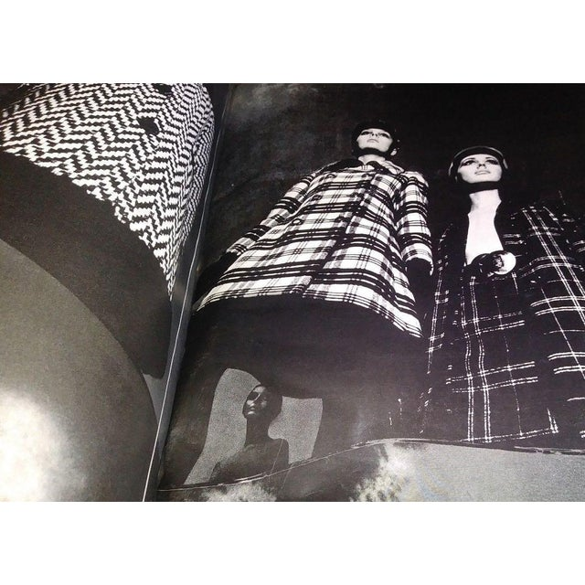 Mid 20th Century Harper's Bazaar Magazine, Front Cover by Guy Bourdin For Sale In San Francisco - Image 6 of 7