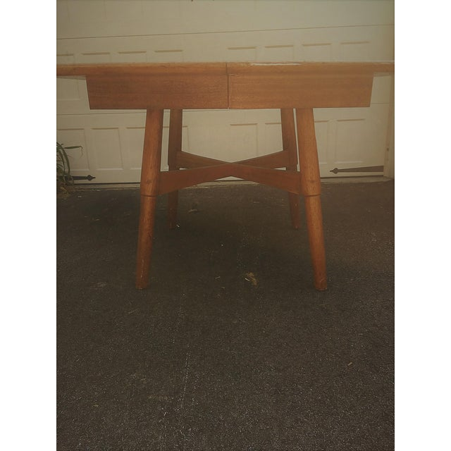 Brown John Keal for Brown Saltzman Table For Sale - Image 8 of 8
