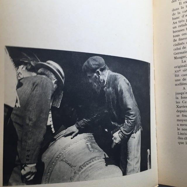 Paper 1943 Au Coeur De La Picardie Meurtrie Scarce Book For Sale - Image 7 of 11