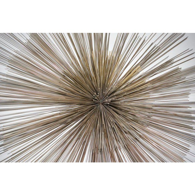 Mid 20th Century Mid-Century Modern Pom Pom Wall Sculpture by Curtis Jere For Sale - Image 5 of 9