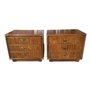 Drexel Accolade Nightstands - a Pair For Sale