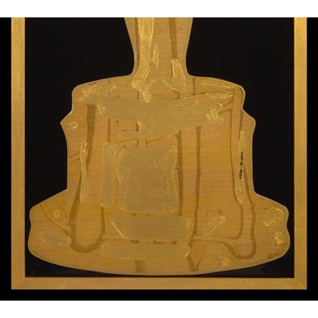 Golden Oscar by Mauro Oliveira For Sale - Image 4 of 6