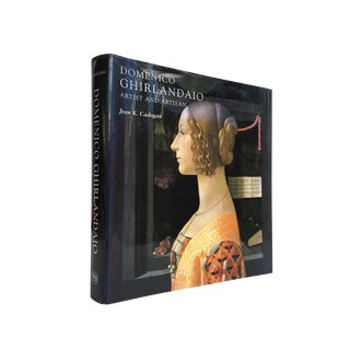 "Art Book - ""Domenico Ghirlandaio: Artist and Artisan"" by Joan K. Cadogan"