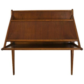 Magazine Side Table by Robsjohn Gibbings for Widdicomb For Sale
