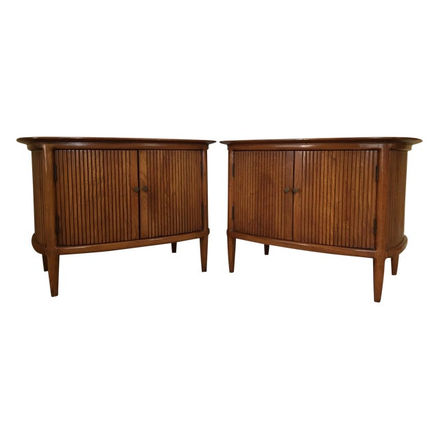 Tomlinson End Tables - Pair - Image 1 of 10