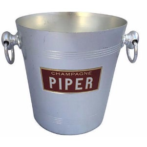 French Piper Bistro Champagne Bucket