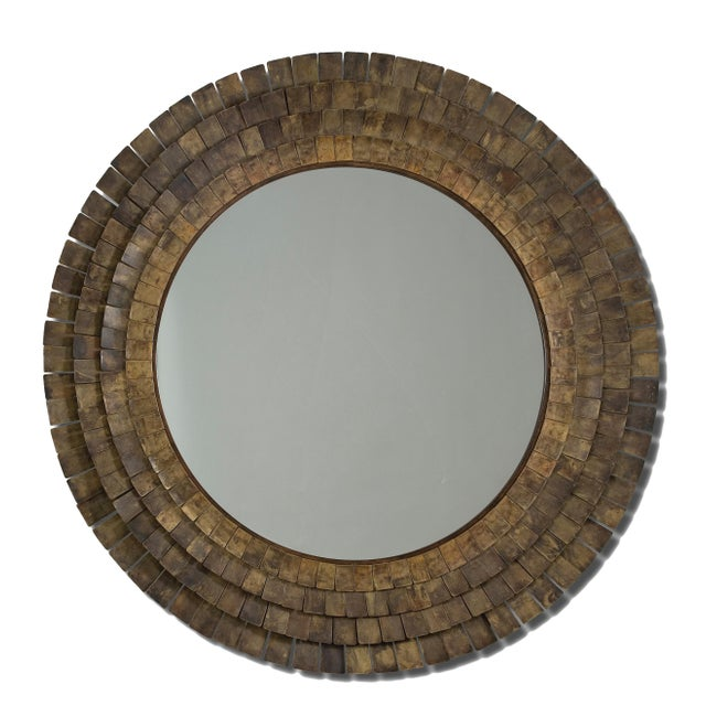 2010s Mistral Wall Mirror For Sale - Image 5 of 5