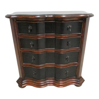 1990s Vintage Ethan Allen Bachelor's Chest / Commode For Sale