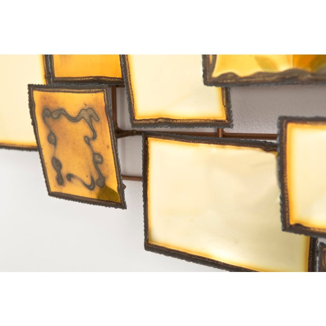 Curtis Jere Wall Sculpture | Chairish