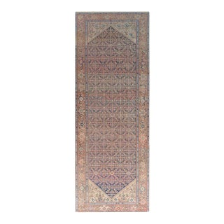 Early 20th Century Herati Rug For Sale