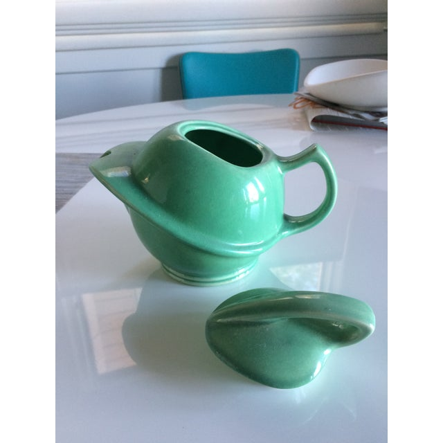 Great example of Redwing Mid-Century teapot. In mint condition.