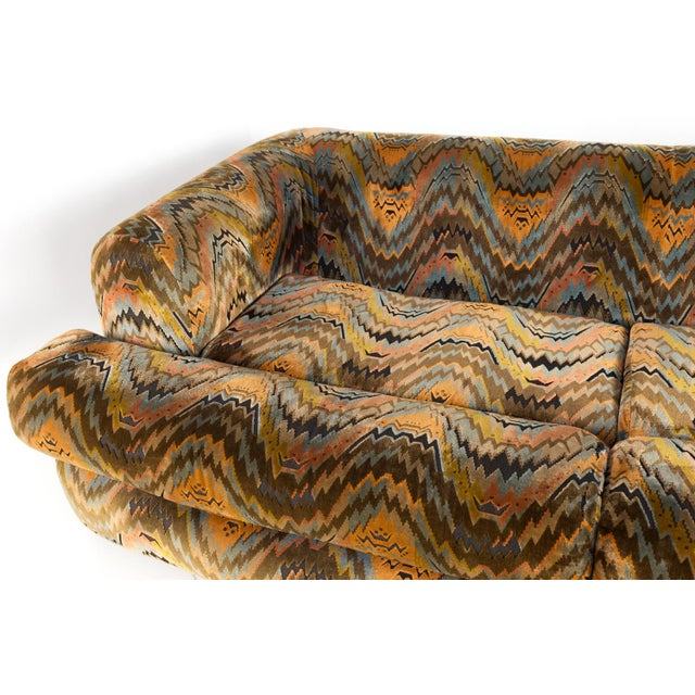 Mid Century Modern Milo Baughman for Thayer Coggin Sofa For Sale In Chicago - Image 6 of 12