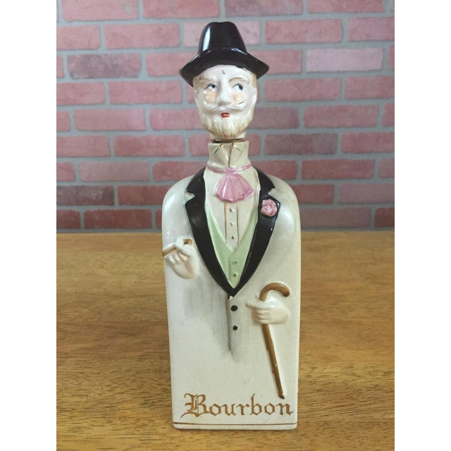 Bourbon Decanter For Sale - Image 6 of 6