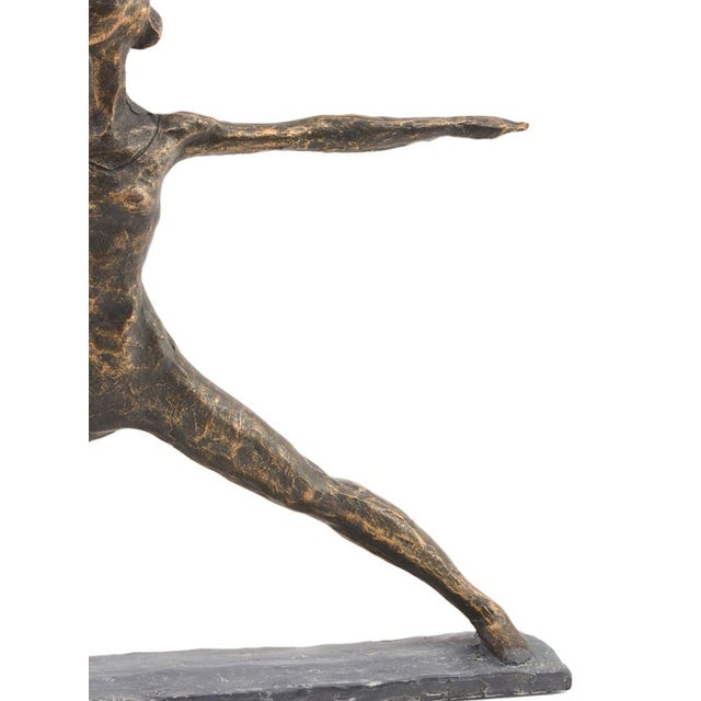 Warrior Modern Sculpture - Image 4 of 6