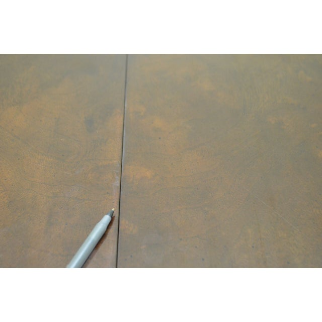 Henredon Rittenhouse Square Mahogany Clawfoot Chippendale Style Dining Table - Image 5 of 10