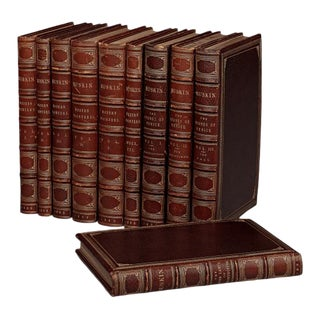 Works by John Ruskin in Ten Volumes