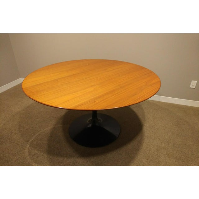 Knoll Saarinen 54w dining table - Image 2 of 7