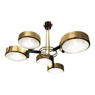 Eclissi Chandelier by formA for Gaspare Asaro For Sale