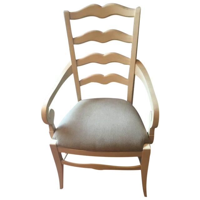 Ethan Allen Ladder Back End & Side Chairs - S/6 - Image 1 of 6