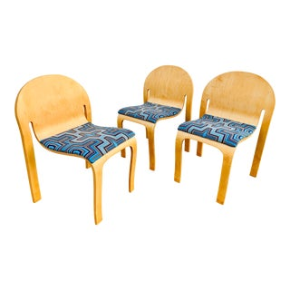 Gerald Summers Style Bentwood Chairs - Set of 3 For Sale