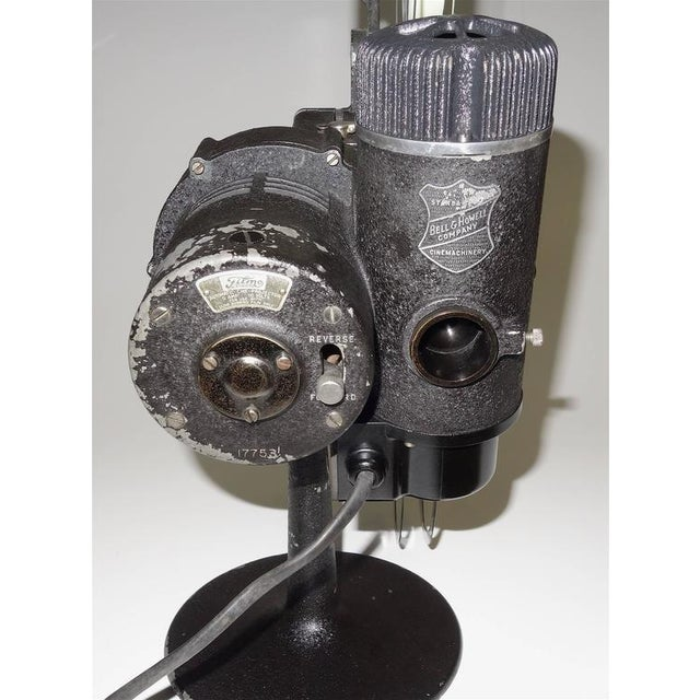 Rare First Model 16MM Cinema Movie Projector Circa 1923. Display As Sculpture. For Sale In Dallas - Image 6 of 10