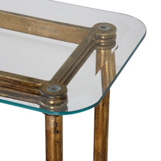 Narrow Console Table Preview