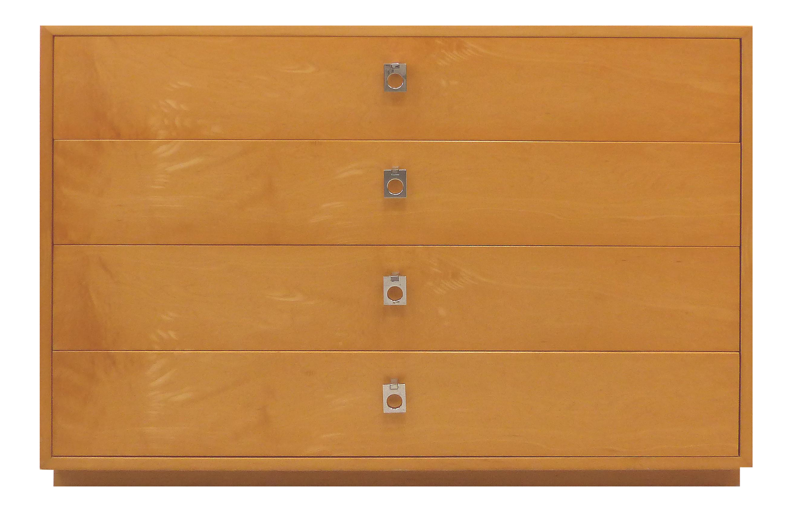 Merveilleux Mid Century Maple Dresser By Jack Cartwright For Founders Furniture   Image  1 Of 8