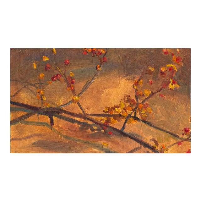 """Oriental Bittersweet"" Painting For Sale"