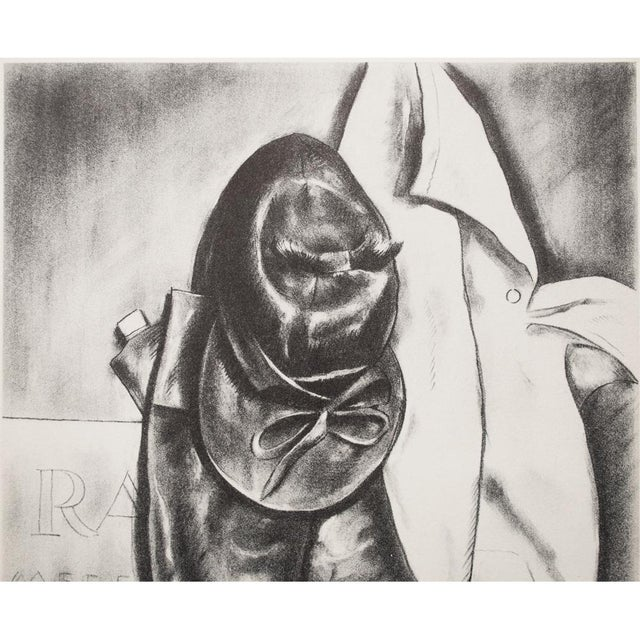 """Cabin 1939 """"Jockey Clothes"""" by Lee Townsend, Original Period Lithograph For Sale - Image 3 of 11"""
