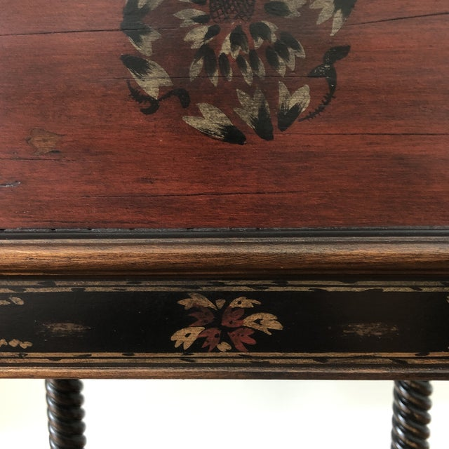 Traditional Hooker Furniture Living Room Dynasty Box on Stand For Sale - Image 9 of 13
